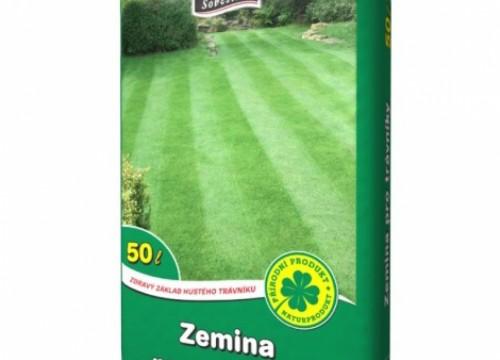 Zemina pro trávníky 50 lt (812/3)