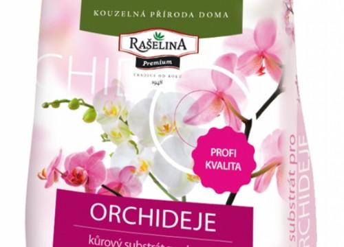 Substrát kůrový pro orchideje 5 lt (805/1)