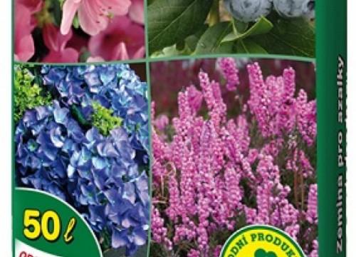 Zemina pro azalky a rododendrony 50 lt (812/2)