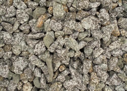 Žula šedá drť 16-22 mm (sůl-pepř)