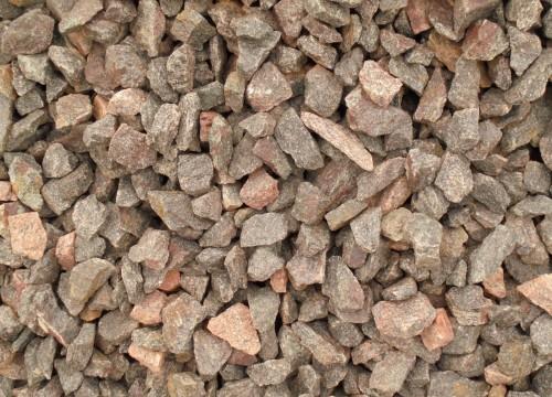 Kamenivo drcené 11-22 mm (737/2 černočervené)