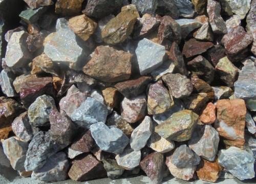 Kamenivo drcené ROSA 11-22, 16-32 mm (719)